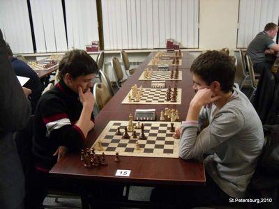 IM Fedoseev vs GM Matlakov