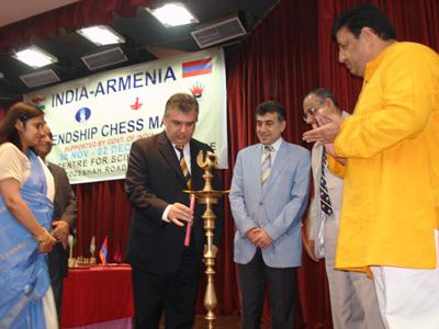 india armenia