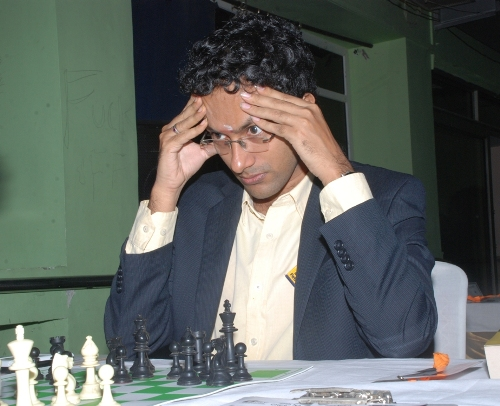 India GM Kidambi S