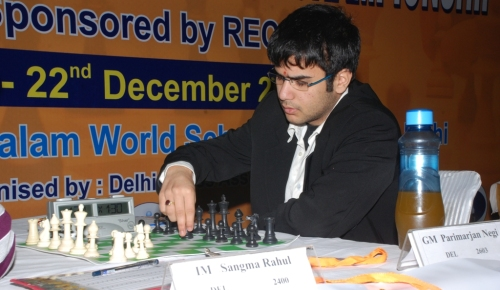 India GM Parimarjan Negi