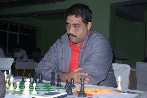 India GM R R Laxman