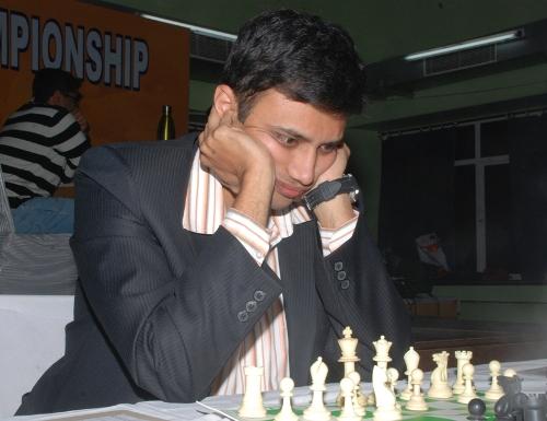 India GM Tejas Bakre