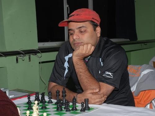 India IM D P Singh