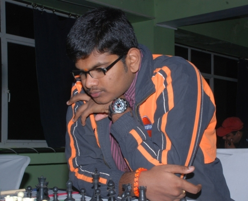India IM Lalith Babu M R