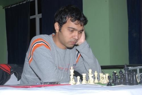 India IM Prathamesh Mokal