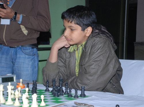 India IM Vidit Gujrathi