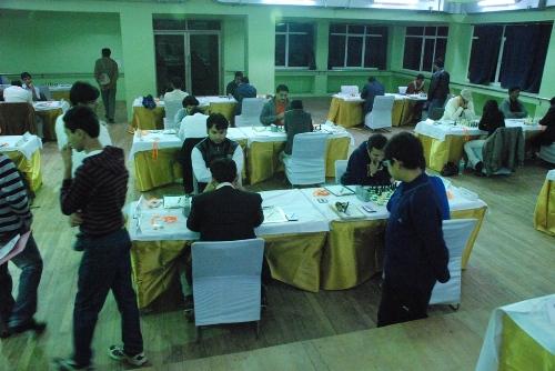 India Playing hall