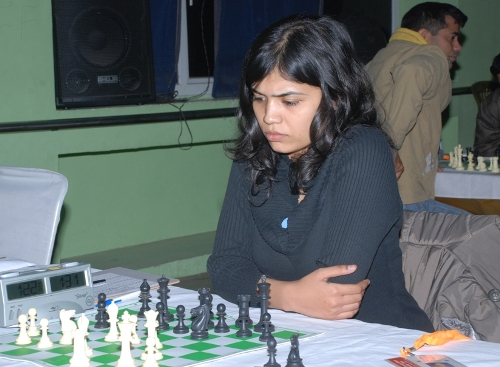 India WGM Soumya Swaminathan