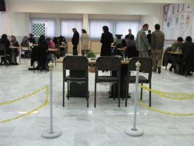 Iran 2010 hall