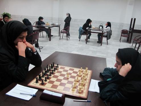 Iran Atousa Pourkashiyan Raana Hakimifard