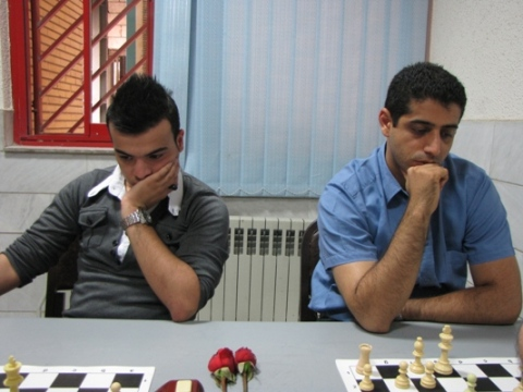 Iran rapid cup the thinkers