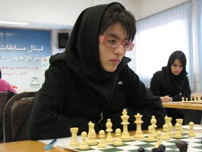 Iran WFM Ghazal Hakimifard