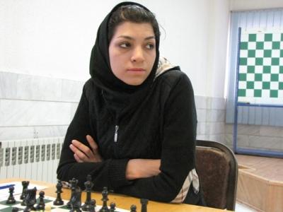 Iran WGM Atousa Pourkashian