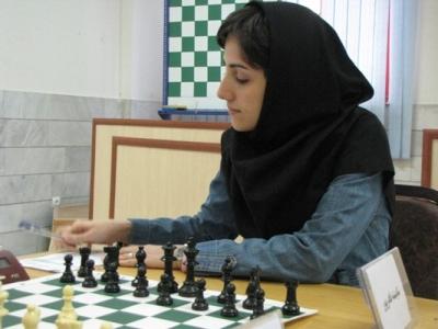 Iran WIM Shayesteh Ghaderpour