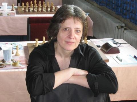 Irina Chelushkina