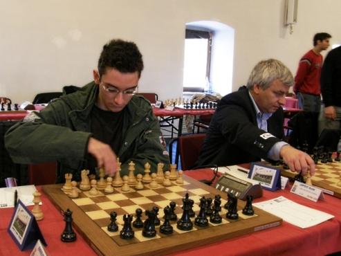 ITA team Caruana Georgiev