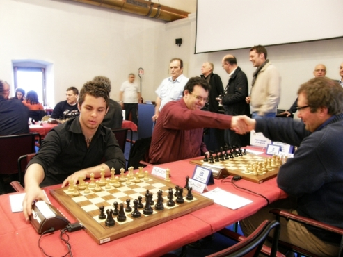 ITA team Vocaturo Sutovsky Godena