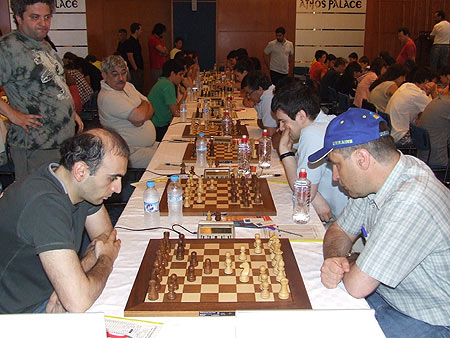 ivanchuk greek league