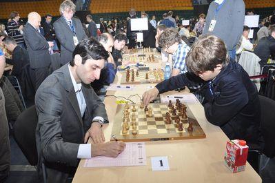 Jobava Carlsen