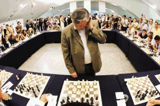 Kasparov - Karpov