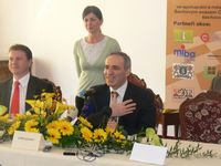 kasparov press conference