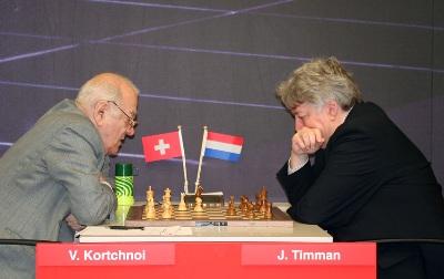 Korchnoi-Timman