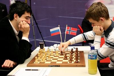Kramnik-Carlsen