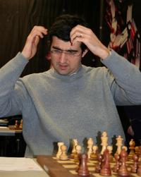 Kramnik is in trouble