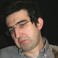 Kramnik losing