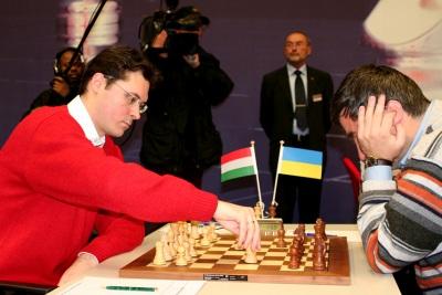 Leko-Ivanchuk Corus 2008