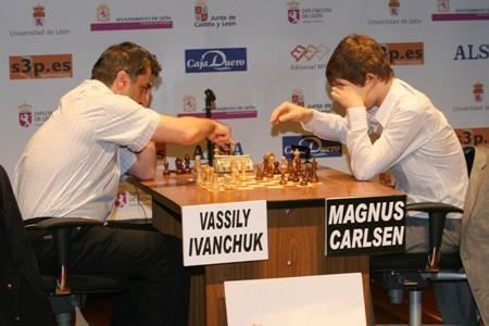 Leon Ivanchuk-Carlsen
