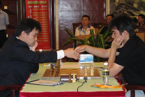 Li Chao b - Zhao Jun
