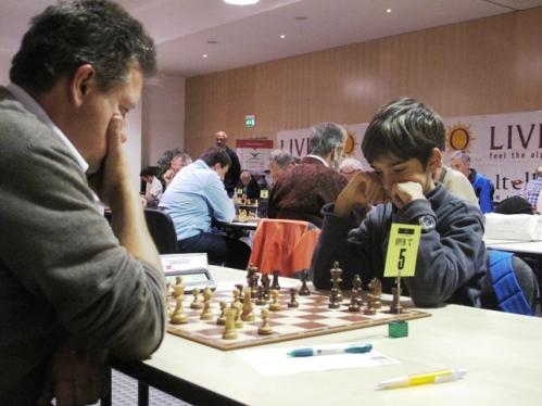 Livigno Playing hall 1