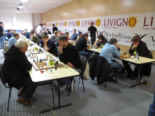 Livigno Playing hall