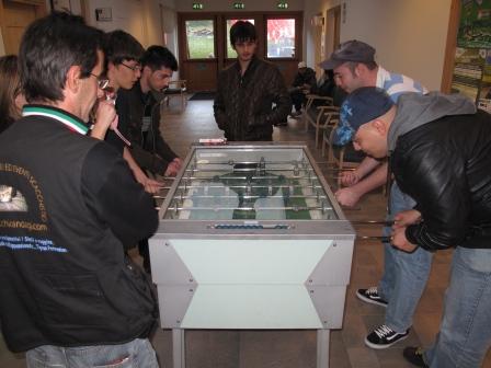 Livigno Table football
