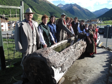 Livigno Traditional group