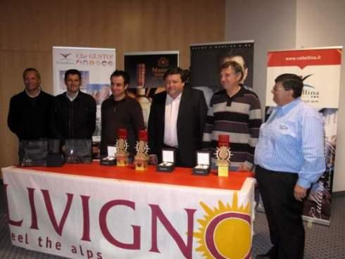 Livigno winners