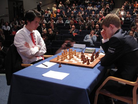 London carlsen-howell 2