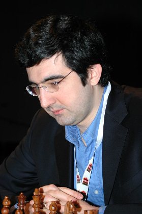London kramnik 1