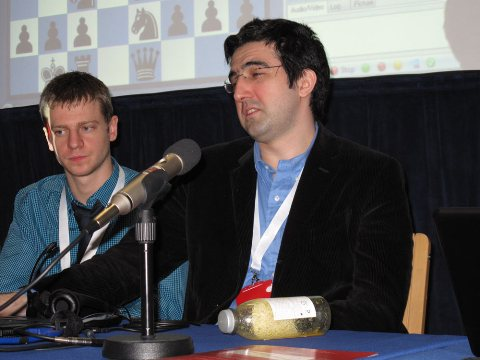 London kramnik-gordon