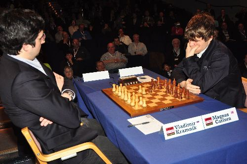 London Rd 6 Kramnik Carlsen