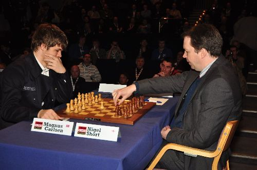 London Rd 7 Carlsen Short