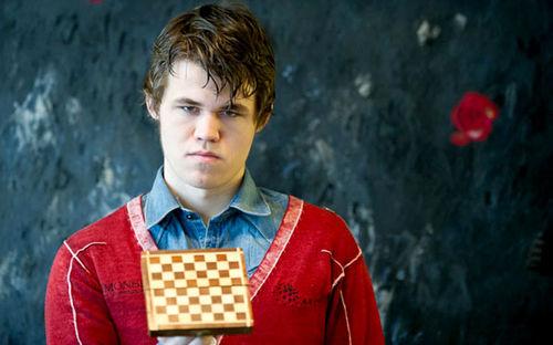 Magnus Carlsen Tata Steel