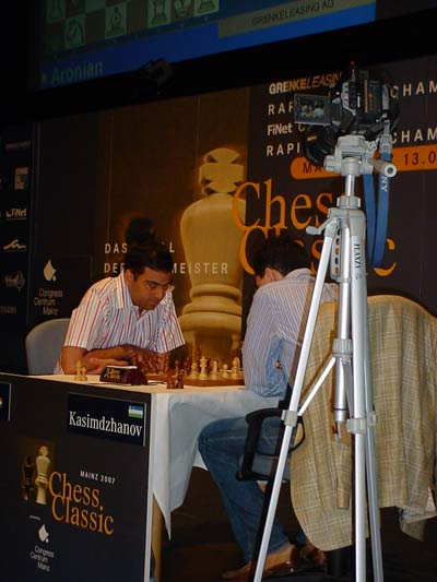 Mainz Anand day 1