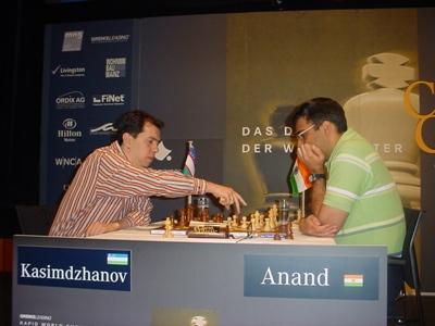Mainz rapid Anand Kasimdzhanov
