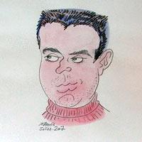 Mamedyarov caricature mtel 07