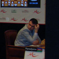 Mamedyarov Day 1 - Playing