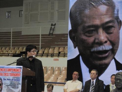 Manila speech