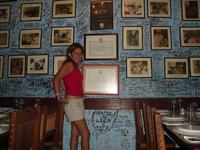 Martha Fierro en Habana