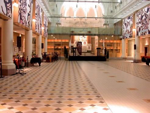 Montreal playing hall